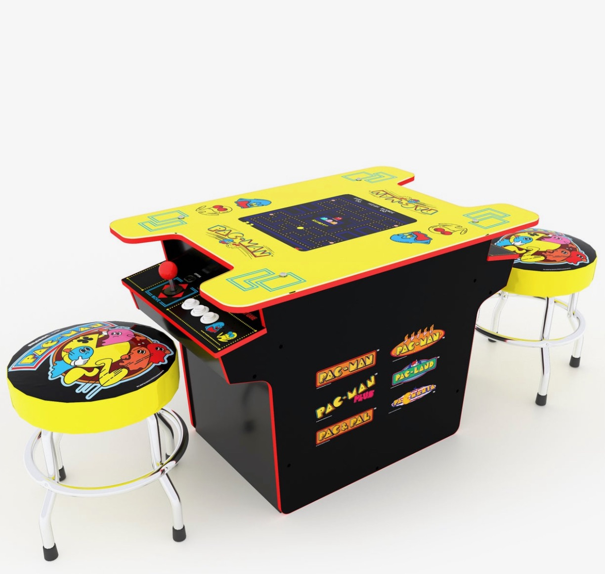 Pac-Man Arcade Machine Rentals - Bar Mit