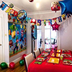 Super Mario Theme Party Miramar