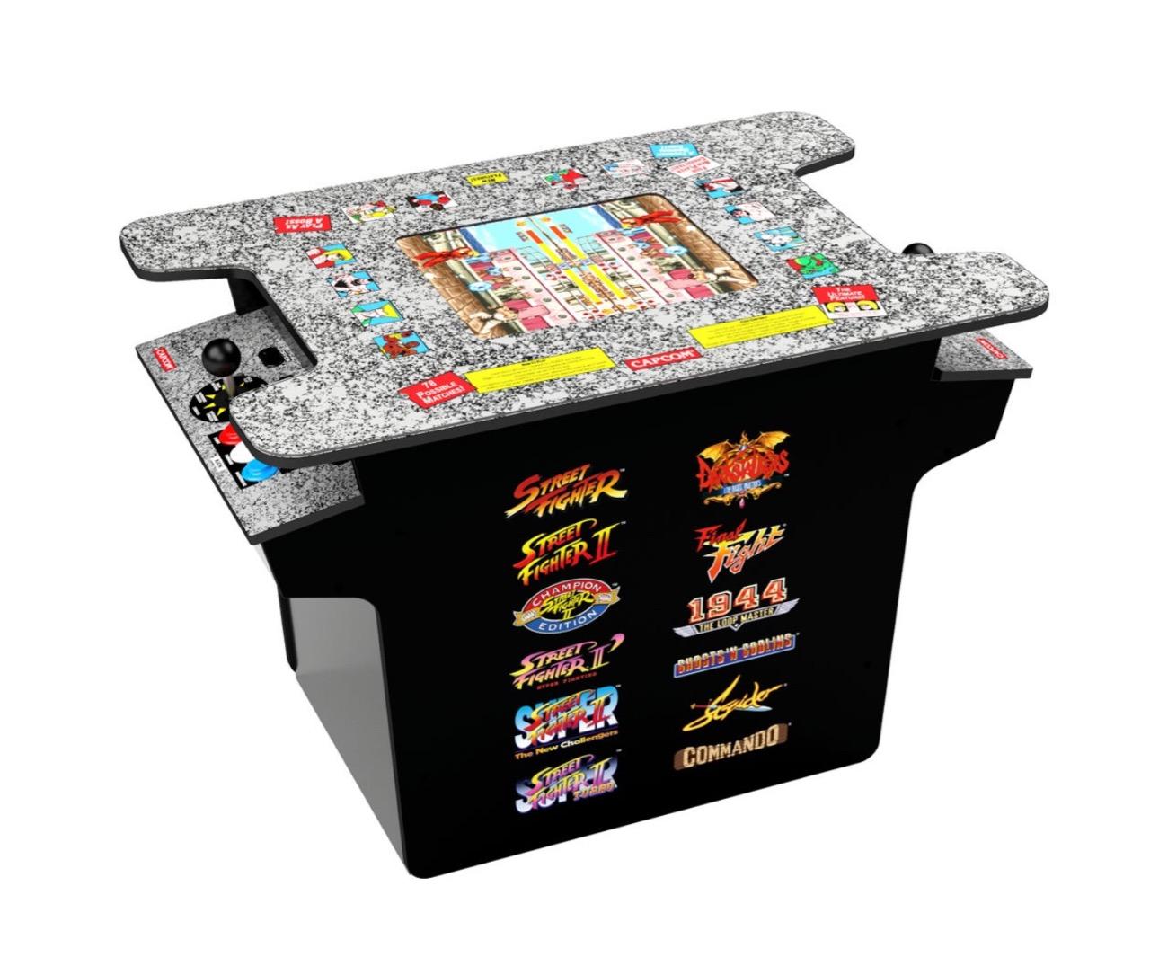 Classic Arcade Machine Rentals