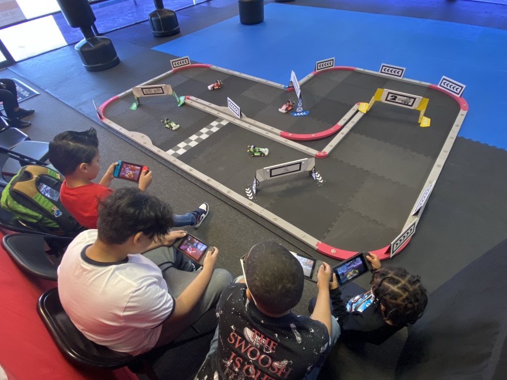 Mario Kart Live Party Florida - School f