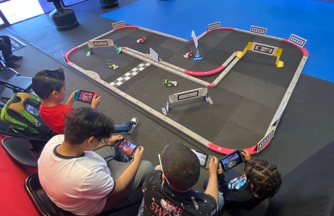 Mario Kart Live Party Florida - School f