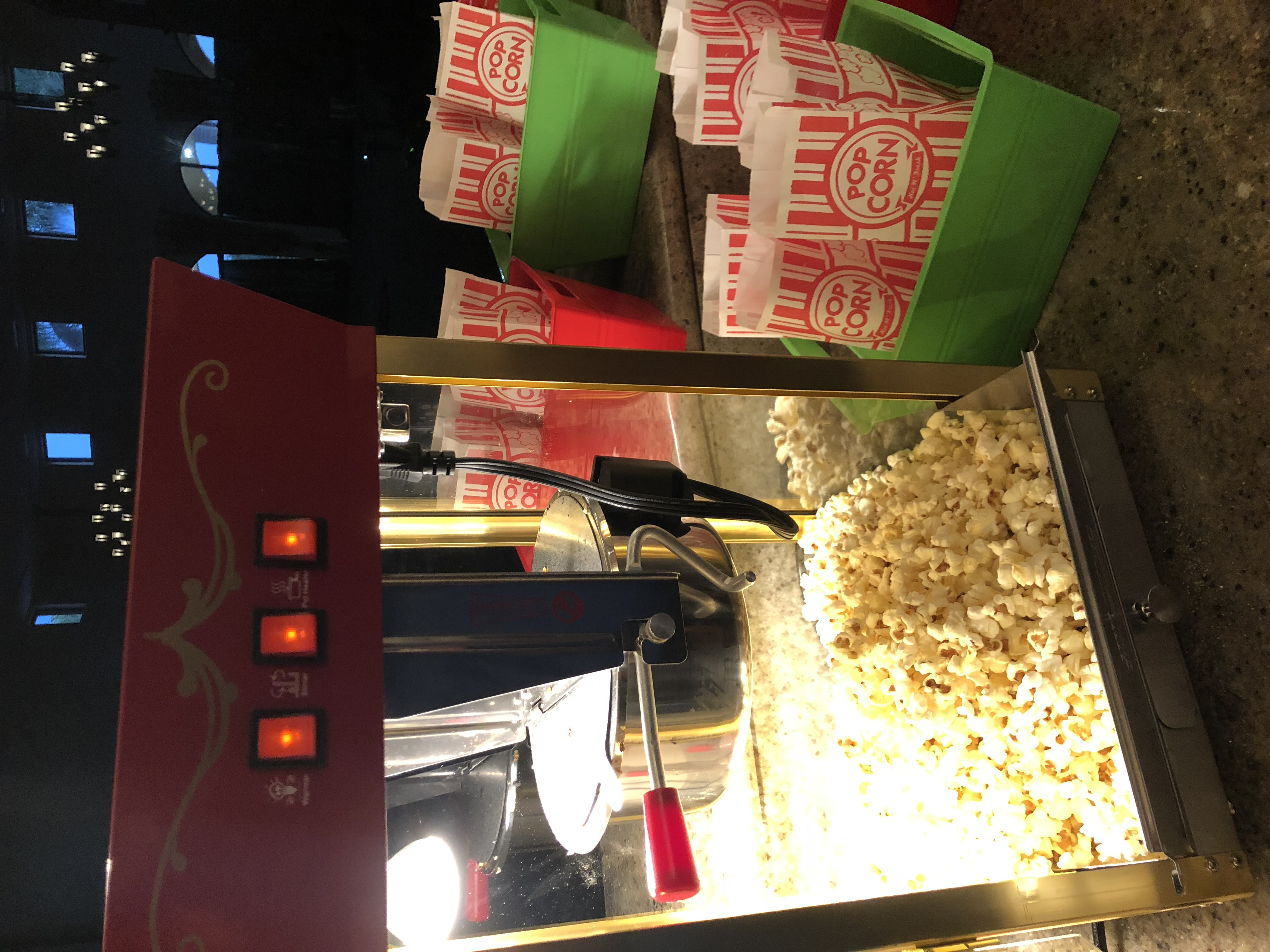 Large Popcorn Machine Rental - South Flo