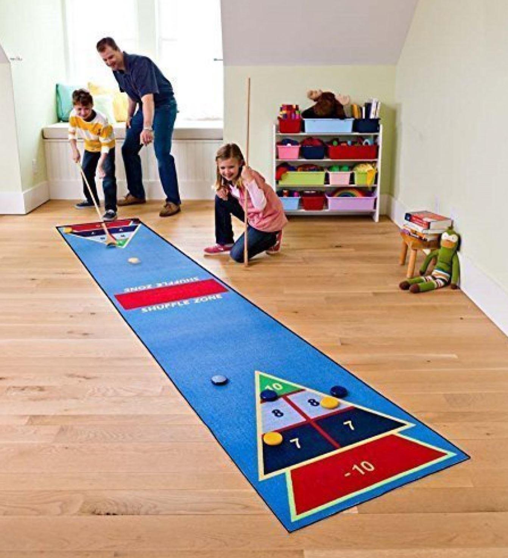 Indoor Shuffle Board - Miami - Party Rental Services 786-423-8759