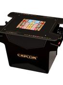 Capcom Cocktail Table Arcade Rental Flor