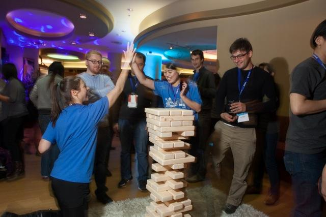 Giant Jenga Miami