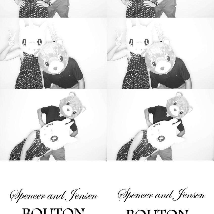 Black & White Photobooth
