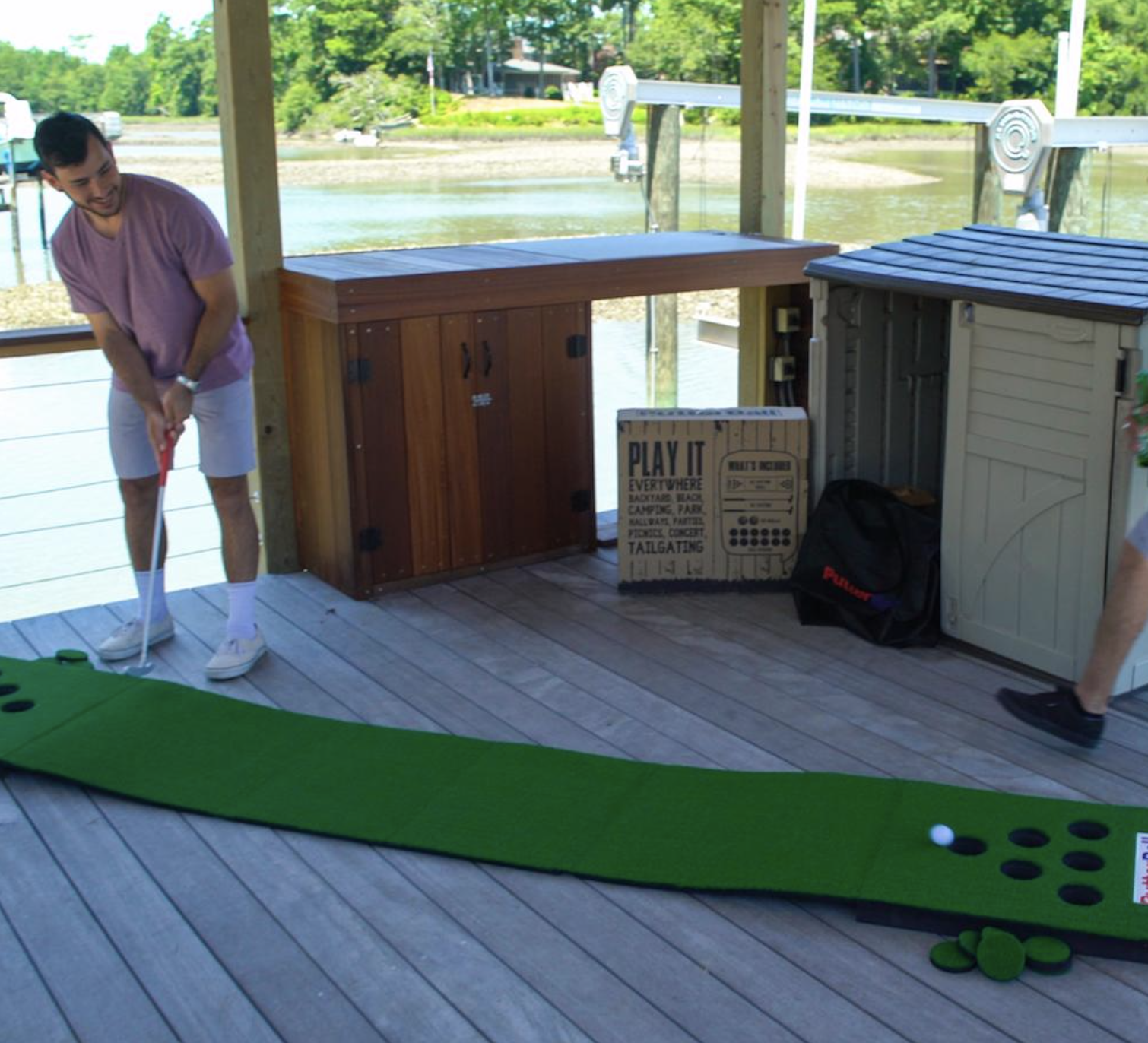 Putter Pong Golf Rental Florida - Birthd