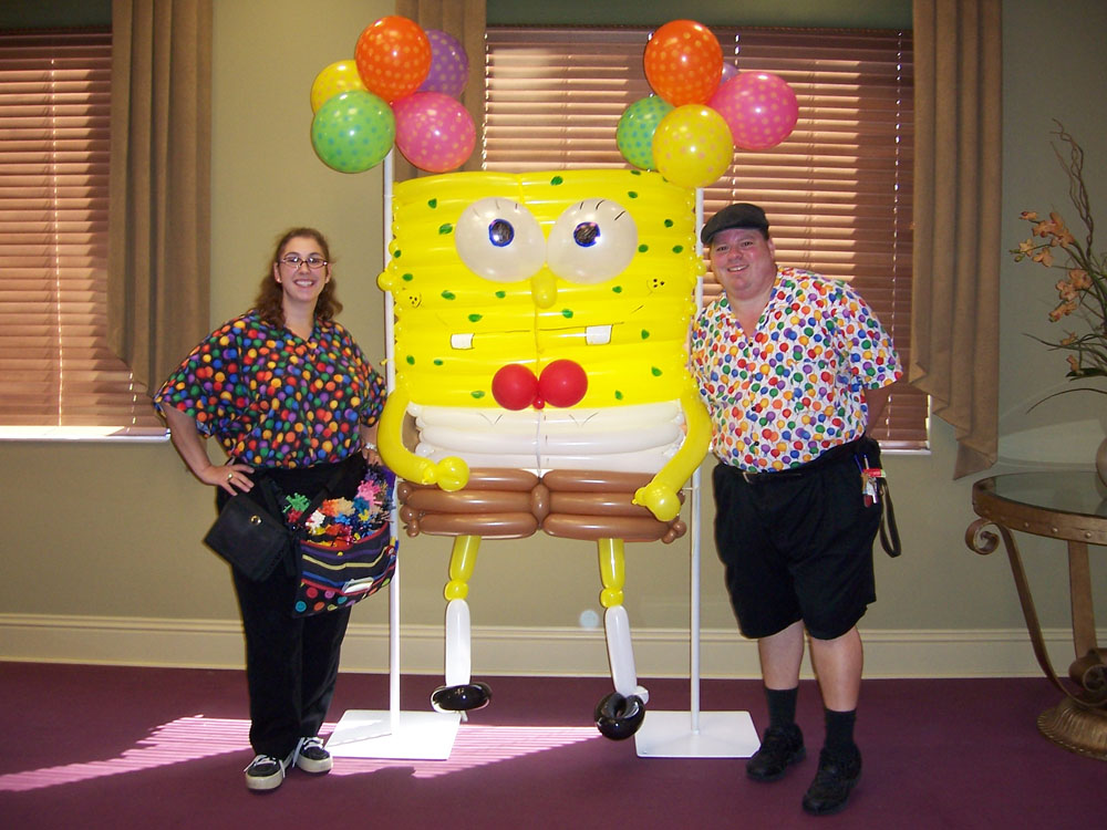 Spongebob Square Pants - Miramar, Florida - Birthday Party
