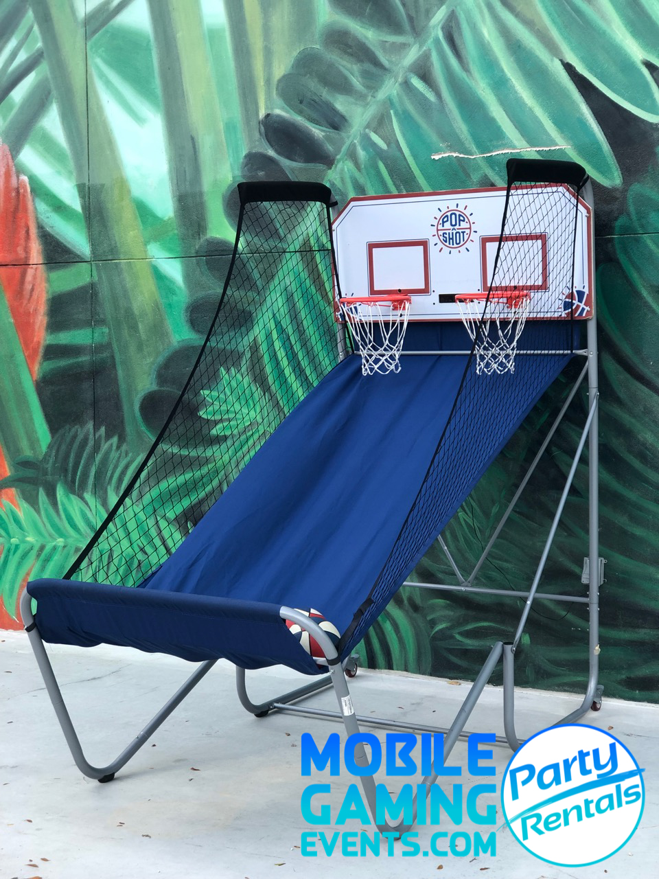 MGE 2 Player Basketball Arcade Rental Fl