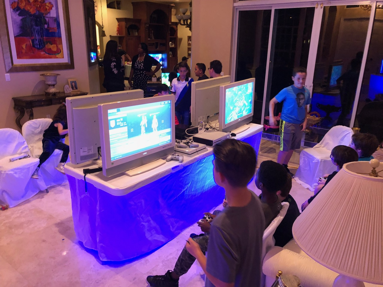 LED Games and arcade Florida Rental - Co