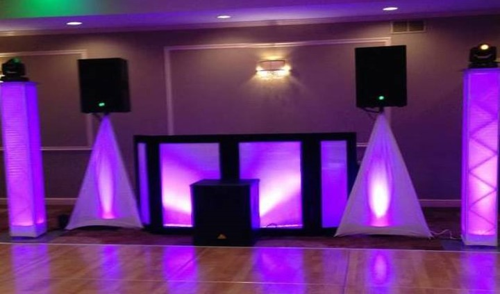 DJ Wedding Services - Party Rentals - Miami 786-423-8759