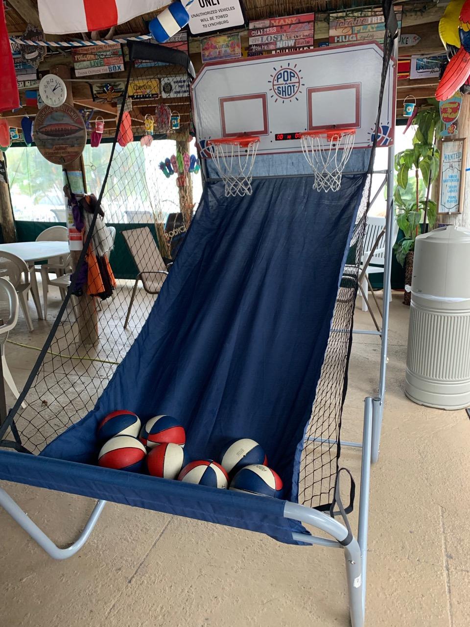 2 Player Basketball Pop A Shot Rental Fl