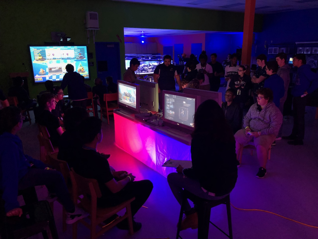 LED Games and arcade florida rental - Bi