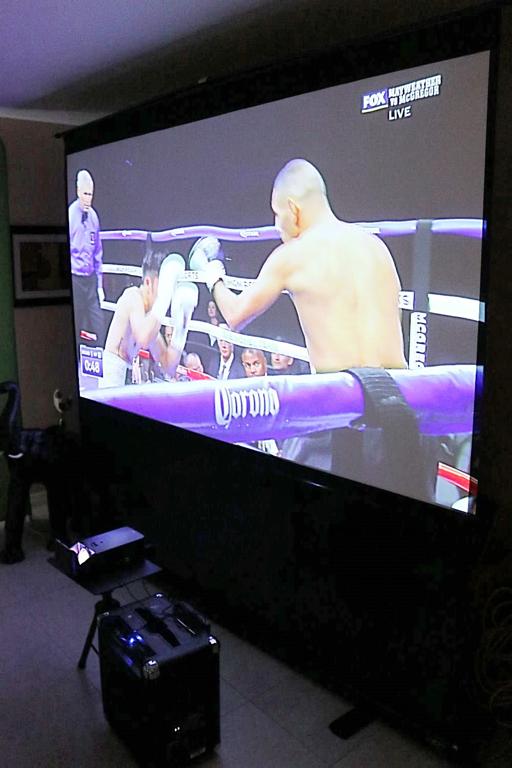 Projecto Rental Oakland Park, FL - McGregor vs Mayweather