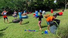 NERF Water Gun Parties in Florida