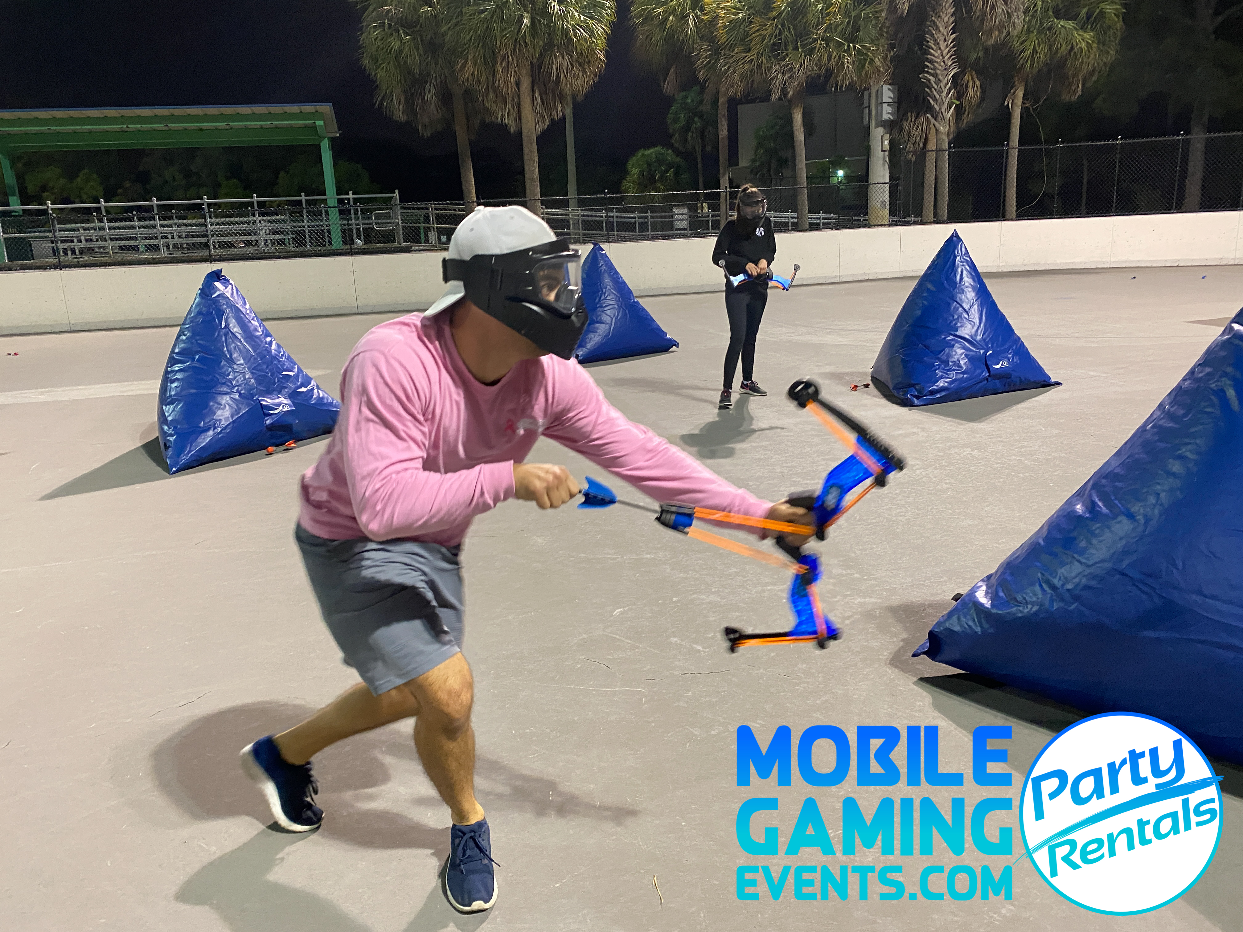 MGE Archery Tag Rental Florida - Corpora