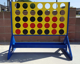 Connect 4 Game Rental Miami