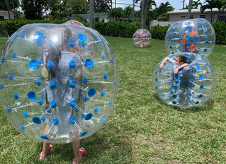 Bubble Soccer Rentals South Florida - Miami, Fort Lauderdale, West Palm Beach, and Boca Raton