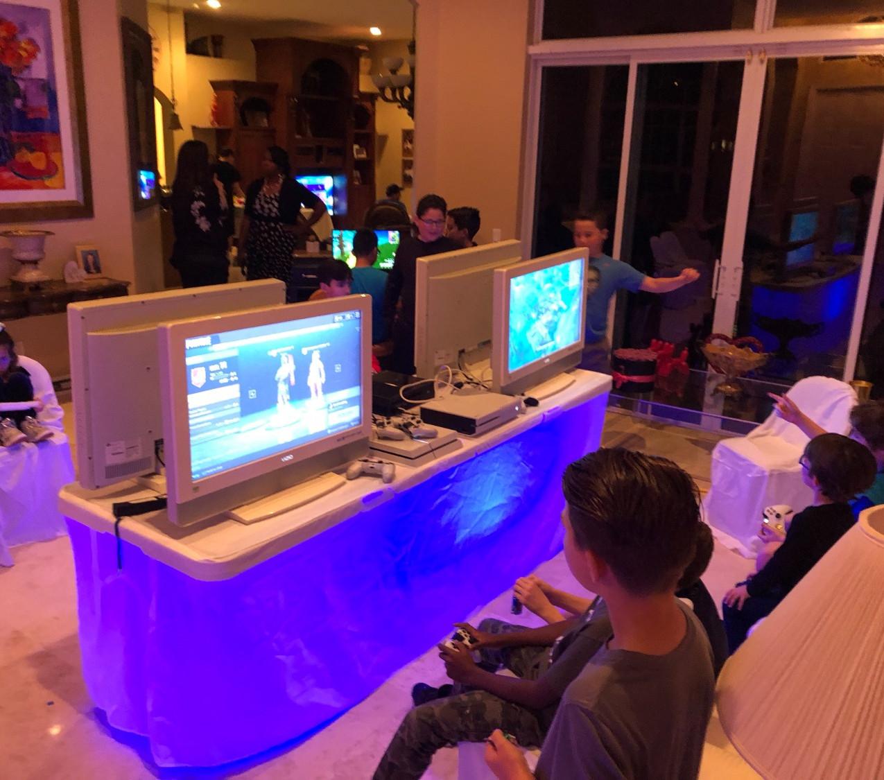 Game Truck Miami - Party Rentals - Miami 786-423-8759