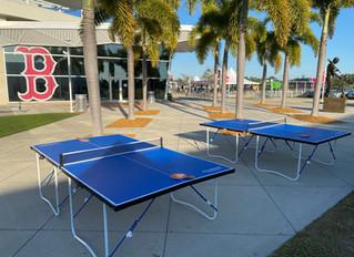 Ping Pong Table Rentals Florida