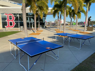 Ping Pong Table Rentals Florida