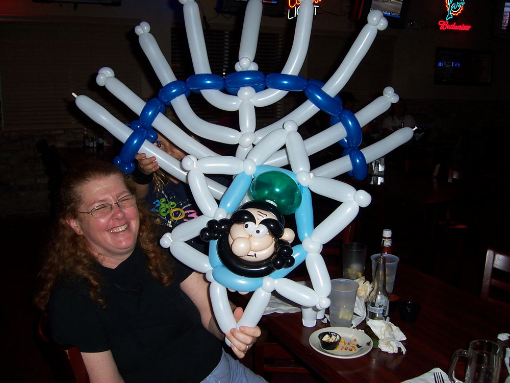 Jewish Balloon Projects - Boca Raton - Bar Mitzvahs or Bat Mitzvahs