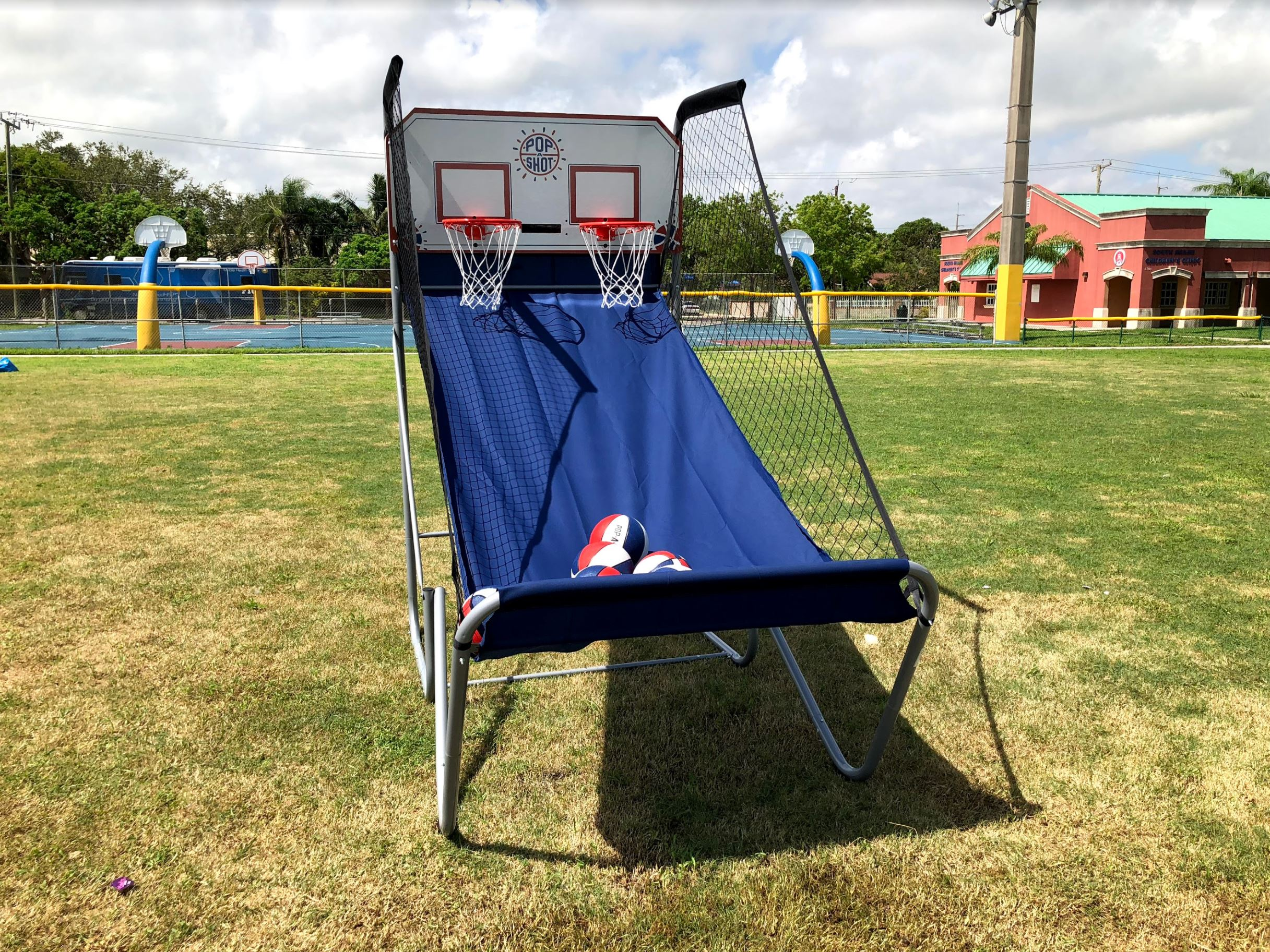 Basketball Shoot Out Arcade - Event Game Rentals - Orlando