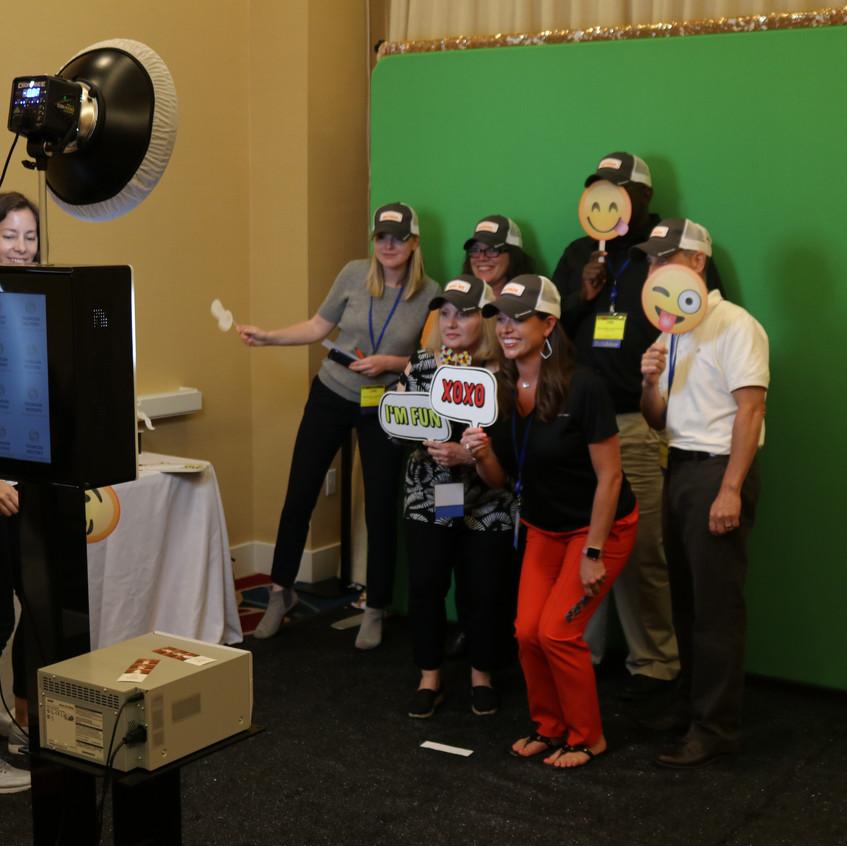 Green Screen Photobooth Miami