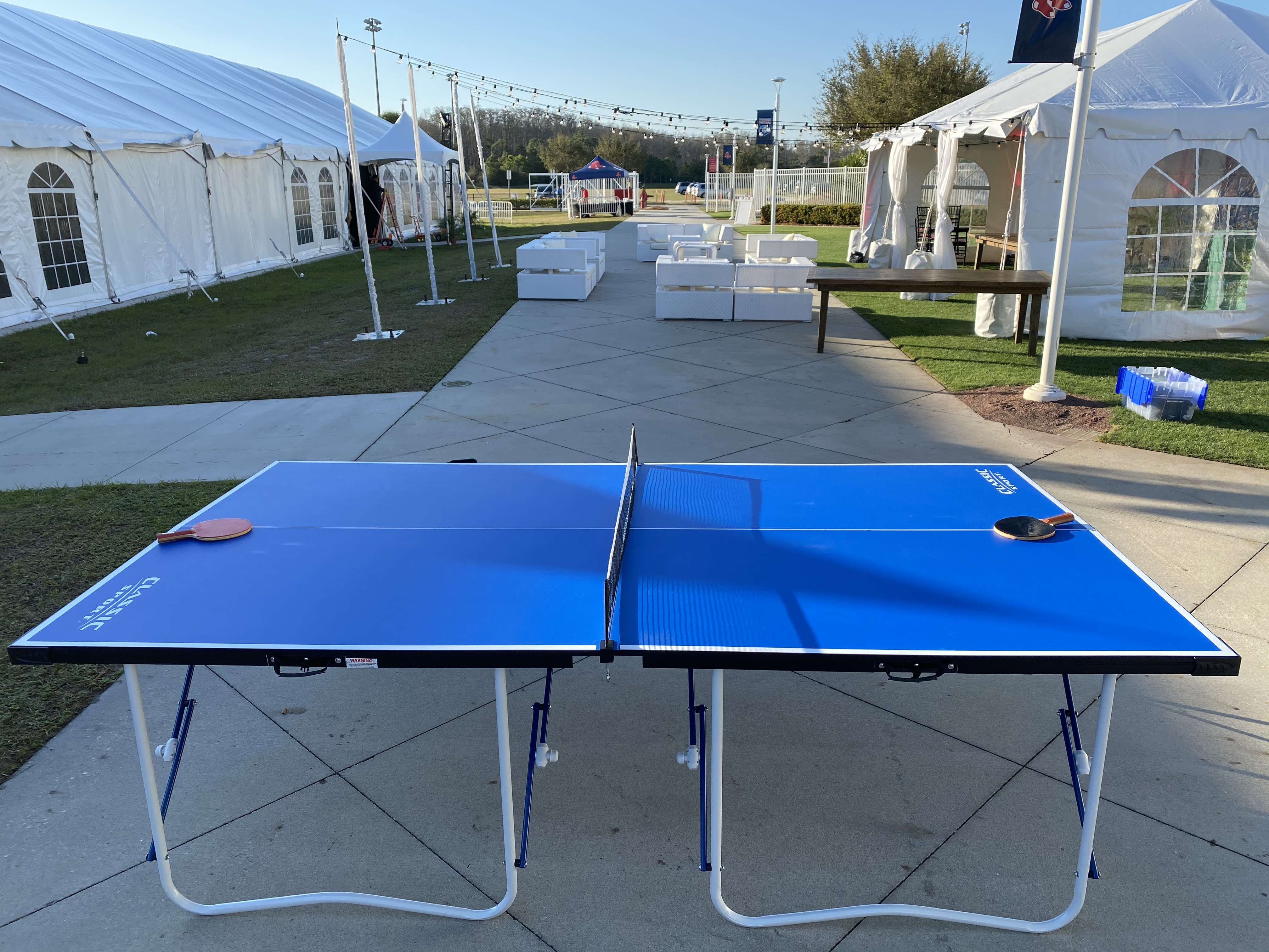 Ping Pong Table Rentals Miami - Party Re