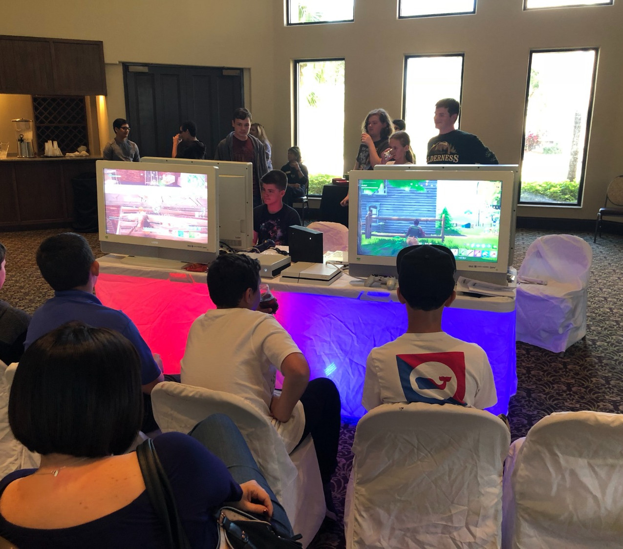 Fortnite Game Truck - Video Game Parties - West Palm Beach 786-423-8759