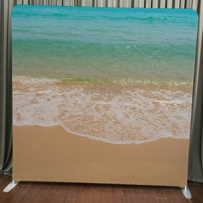 Beach Backdrop South Florida