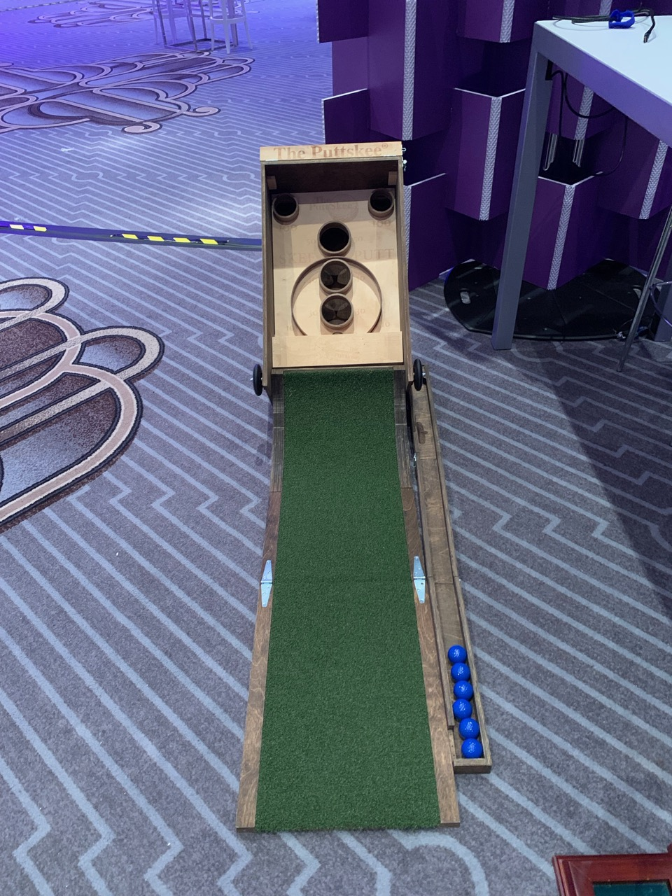 Putt Skeeball Rental Florida - Corporate