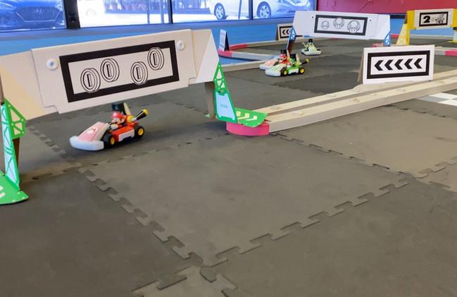 Mario Kart Live Party Florida - bar mitz