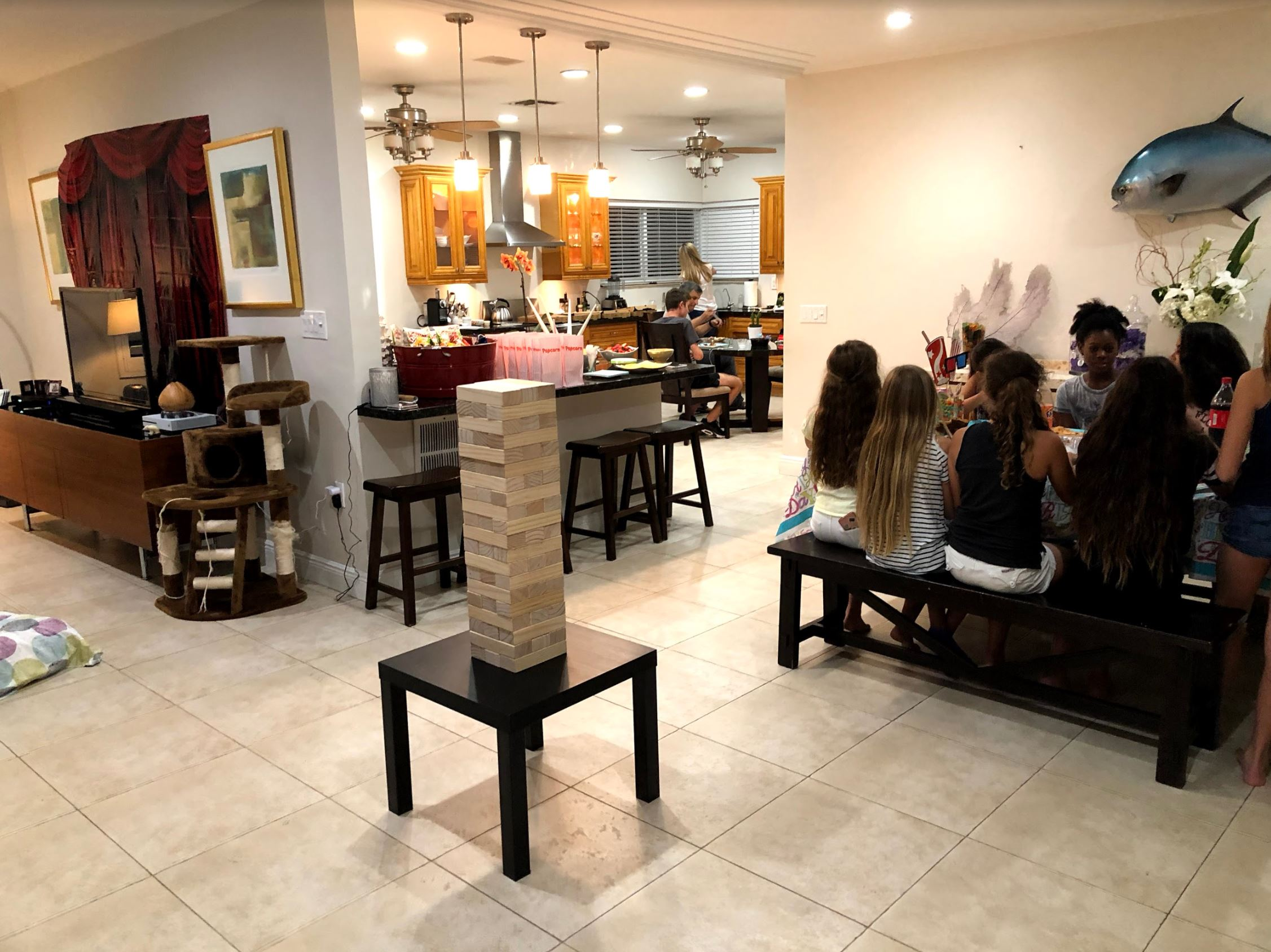 Giant Jenga - Party Game Rental Boca Raton - Birthdays