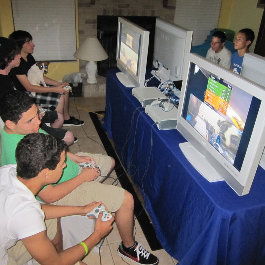 Fort Lauderdale Video Gaming Party