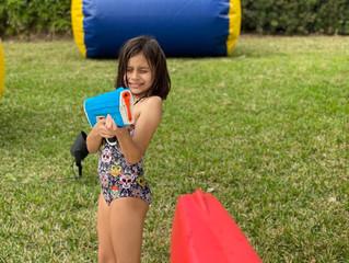 NERF Hydro Tag Water Guns Rentals Miami