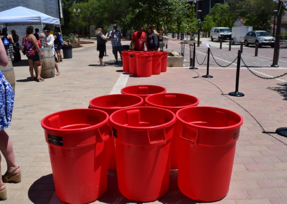 Jumbo Beer Pong Game - Event Rentals - M