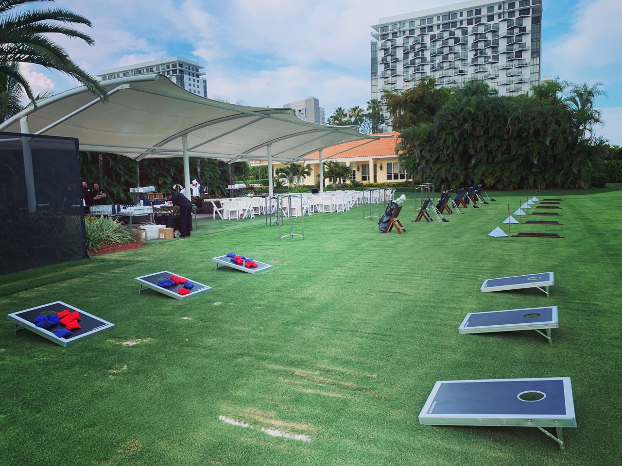 Cornhole Rentals - Corporate Event Renta