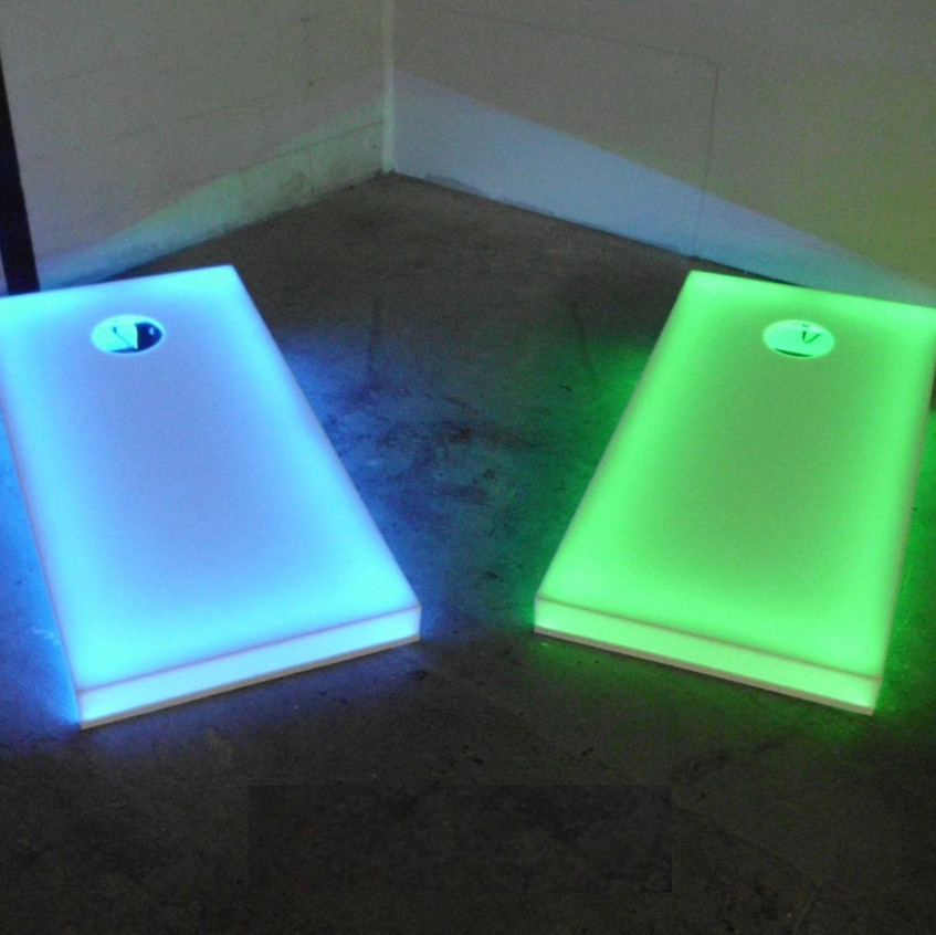 LED Cornhole Rental Miramar