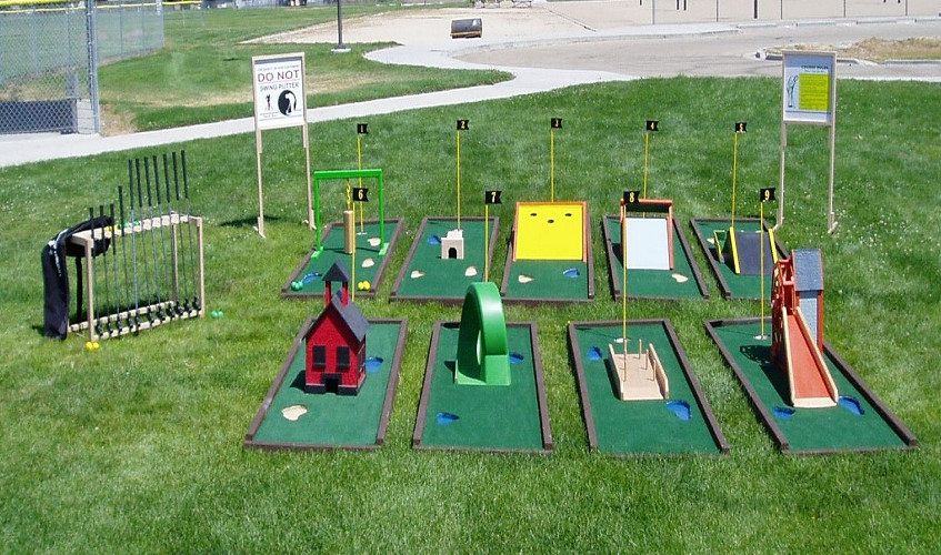 Mini Golf Package 2