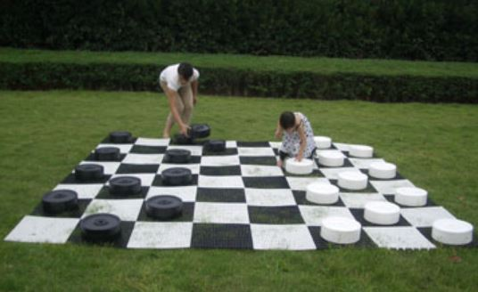 Jumbo Checkers Party Rental - South Florida Event Rentals - Miami 786-423-8759