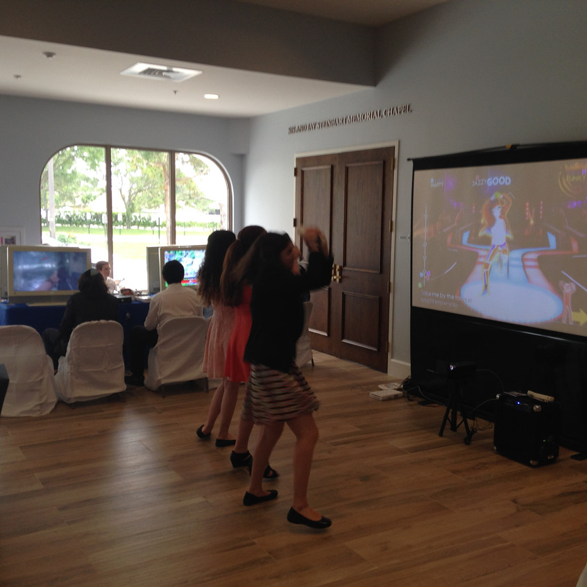 Video Game Party in Boca Raton
