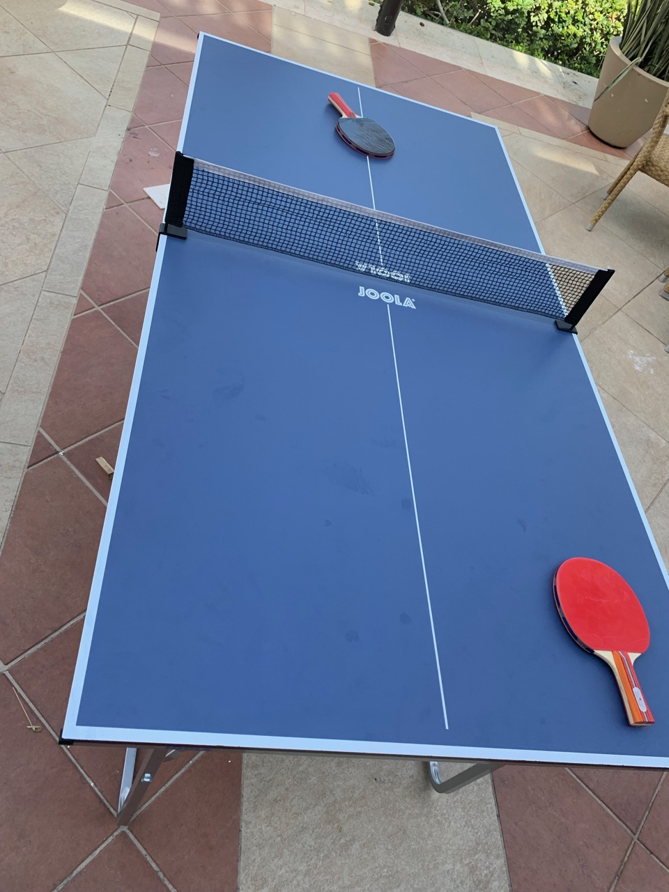 Mid Size Ping Pong Table Rental Florida