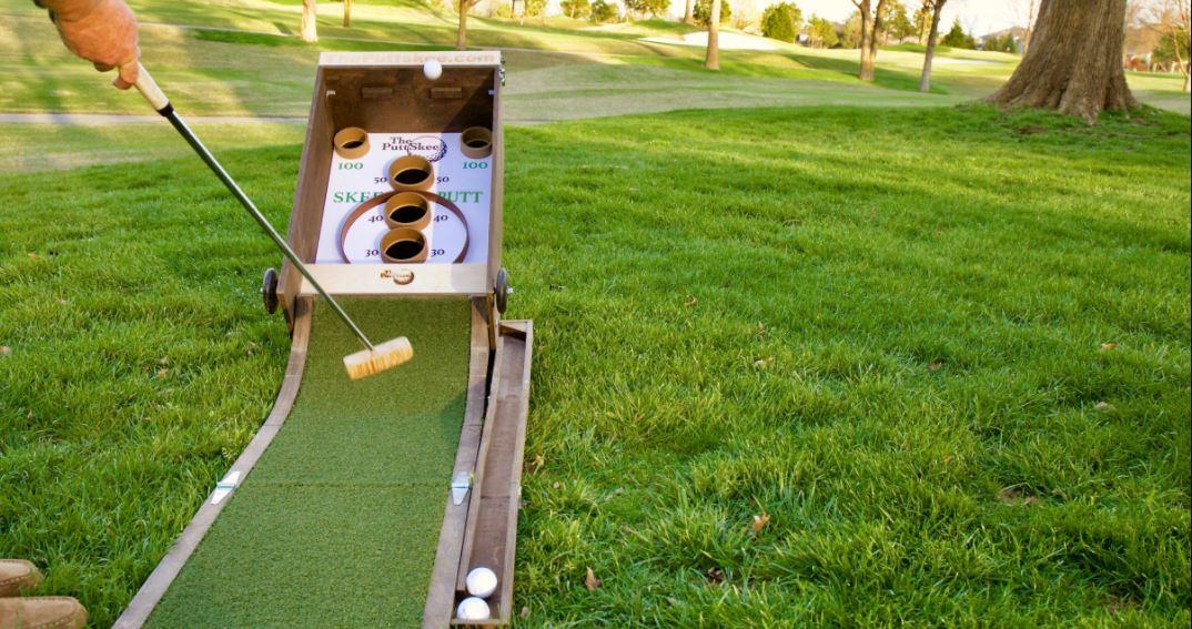 Putt Skeeball - Game Event Rentals - Fort Lauderdale, FL