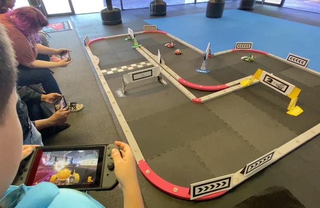 Mario Kart Live Party Florida - birthday