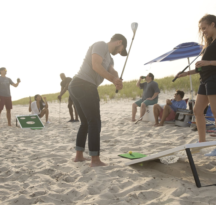 Chip Shot Cornhole - Party Equipment Rentals - Oakland Park 786-423-8759