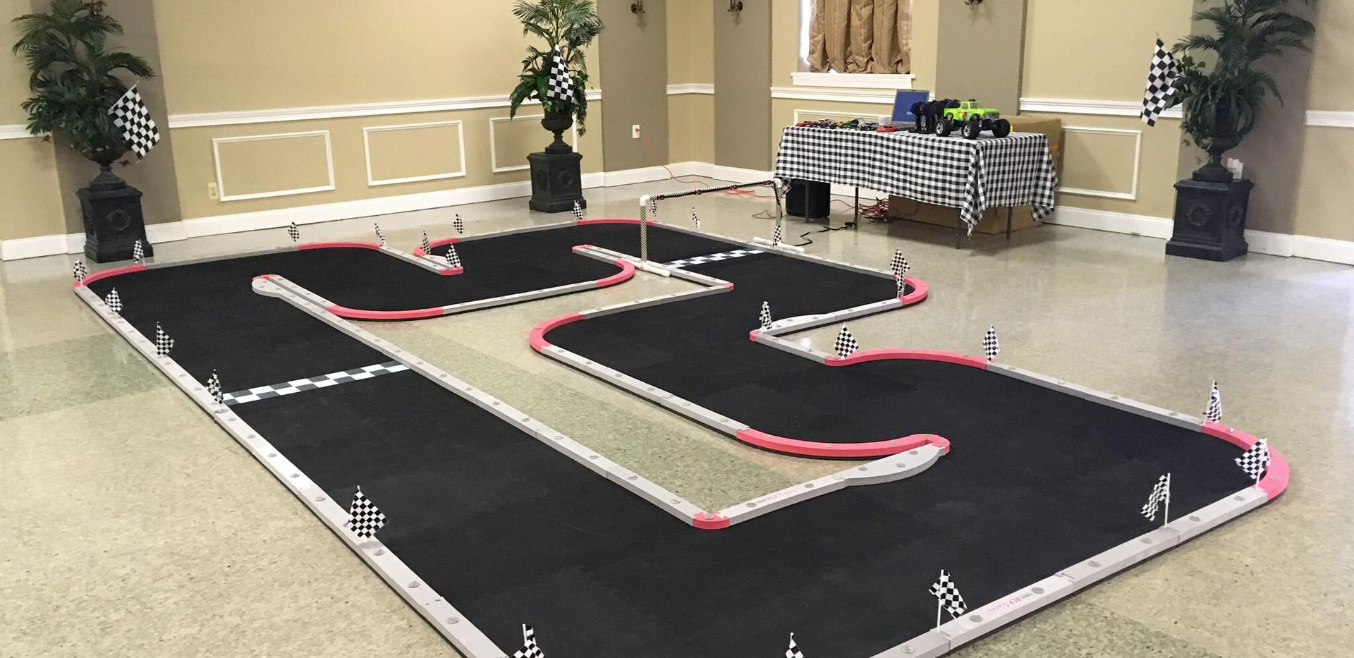 RC Mini Racing Rentals Florida - Birthda