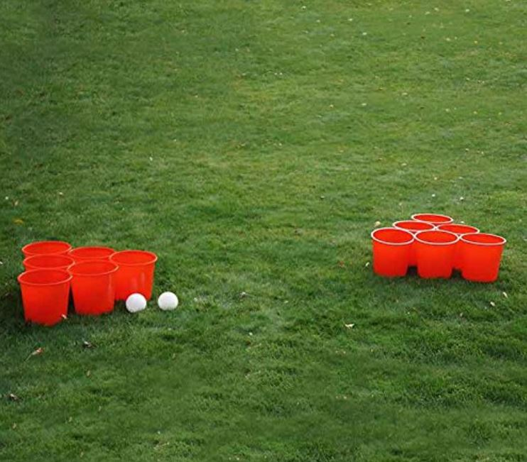 Giant Yard Pong - Event Rentals - Fort Lauderdale