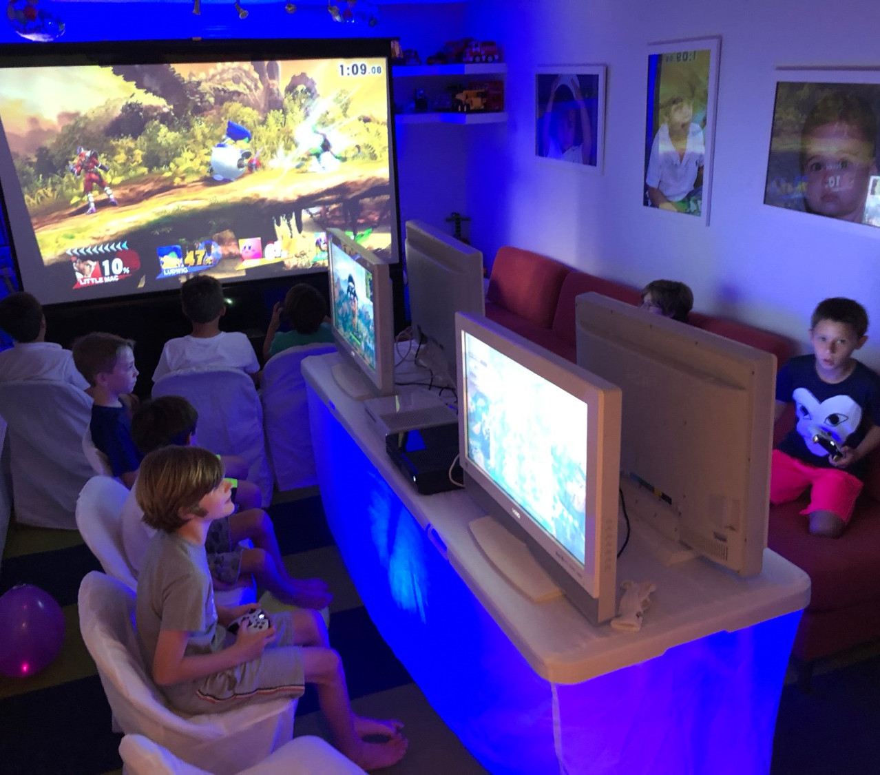Fortnite Truck Party - Corporate Party -