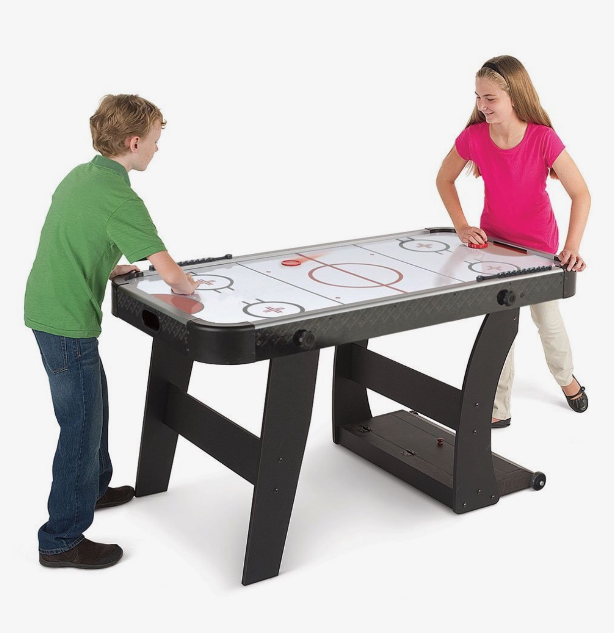 2 Player Air Hockey Rental Miami - Corpo